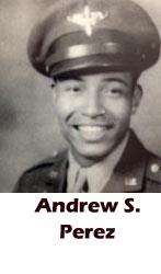 Andrew S. Perez, Tuskegee Airmen