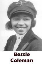 Bessie Coleman, Tuskegee