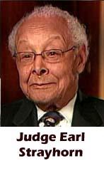 Judge Earl Strayhorn, Tuskegee Airmen