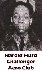 Harold Hurd, Tuskegee Airmen, African-American history, military history, aviation history