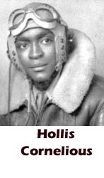 Hollis Cornelious, Tuskegee Airmen, African-American history, military history, aviation history