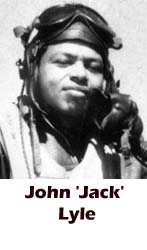 John Lyle, Tuskegee Airmen, African-American history, military history, aviation history