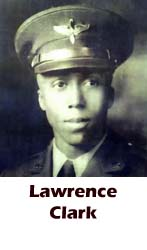 Lawrence Clark, Tuskegee Airmen, African-American history, military history, aviation history
