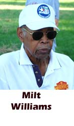 Milt Williams, Tuskegee Airmen, African-American history, military history, aviation history