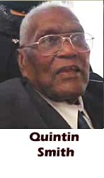 Quintin Smith, Tuskegee Airmen, African-American history, military history, aviation history