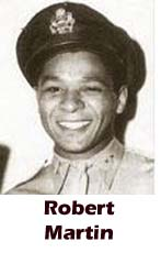 Robert Martin, Tuskegee, African-American history, military history, aviation history