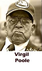 Virgil Poole, Tuskegee, African-American history, military history, aviation history