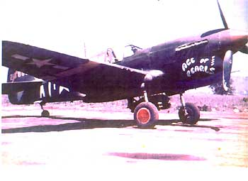 Ace of Pearls, Plane, Tuskegee, African-American history, military history, aviation history