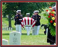 Funeral, African-American history, military history, aviation history