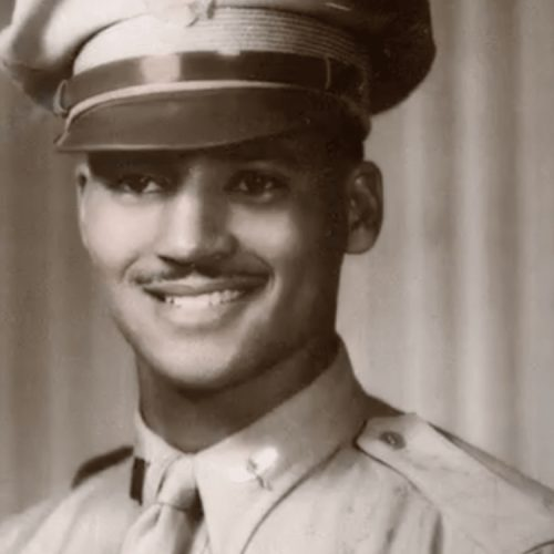 Chas McGee, Tuskegee, African-American history, military history, aviation history
